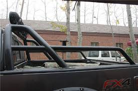 With markroad Roll Bar installed on F-150 FX4 | Ford F-150 FX4 ...