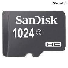 Thẻ Nhớ Micro Sd Tf 1tb 512gb Cho Máy Quay Phim - Thẻ nhớ máy ảnh