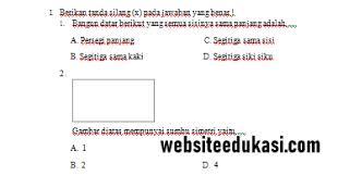 Check spelling or type a new query. Soal Agama Kelas 4 Semester 2 Dan Kunci Jawaban Revisi 2021 Revisi Baru