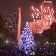 Daley Center Tree Lighting Chicago Christmas Tree Lighting Dazzles In Millennium Park