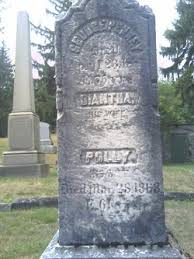 """Mary """"Polly"""" Gardner Penney (1807-1868) - Find A Grave Memorial"""