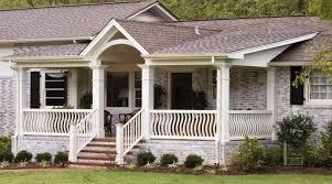 Brick Front Stoop Designs Front Porch Designs Brick Homes Decoto Decoratorist 29108
