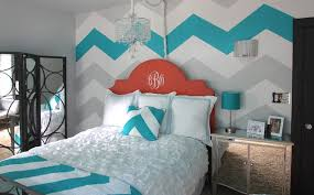 Chevron Bedroom Ideas