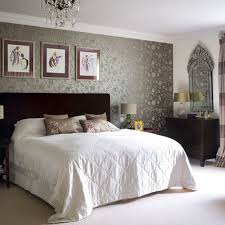 Master Bedroom Wallpaper Cute Pink Bedroom Ideas With Pink Bed And Quilt Beside Small And