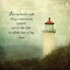 Lighthouse Quotes Adorable 48 X 48 Print Pacific Northwest Lighthouse Digital Photo Art Print