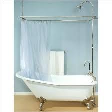 clawfoot tubs shower enclosures best tub ideas on in claw foot bathtub idea 59