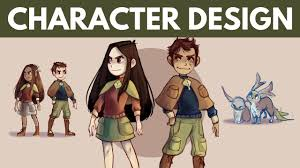 Good Character Design How To Design Characters 6 Tips Tricks