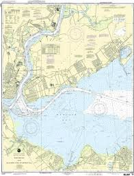 Noaa Chart Raritan Bay And Southern Part Of Arthur Kill 32nd Edition 12331