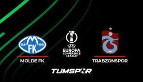 Molde Trabzonspor maçı ne zaman saat kaçta hangi kanalda? UEFA Konferans  Ligi Molde TS maçı 11'leri! - Tüm Spor Haber