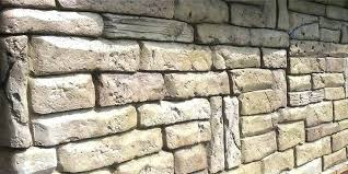 diy stone walls how much does it cost to build a retaining wall in inch poured diy stone walls