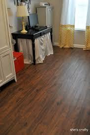 lowes sheet vinyl lowes cherry flooring shes crafty vinyl plank flooring aka fake