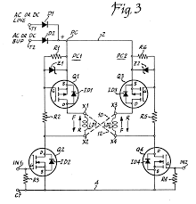 Ponent ac mosfet circuitlab switch circuit patent ep0191598a2 acdc power reversing h drive system relay img