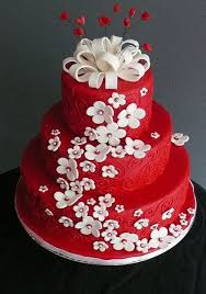 beautiful white and red wedding cakes. Beautiful And Exqusite Red Wedding Cake  Beautiful White And Red Wedding Cake Styles  Time And Cakes Pinterest