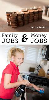 17 best ideas about teen chore chart teen mom kids establishing family jobs money jobs at home