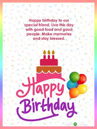 Birthday Wishes For Best Friend Greetings Messages Images Pics