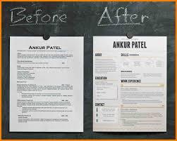 8 Modern Resume Design Authorized Letter