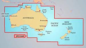 Garmin Bluechart G2 Australia And New Zealand Pc024r