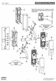 schlage locks parts diagram. Corbin Russwin 187f88 7 Rh Latch Spring Pkg Of 5 \u2013 Schlage Parts Diagram  Schlage Locks Parts Diagram