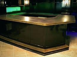 diy metal countertops metal previous stainless s diy stainless steel countertops cost