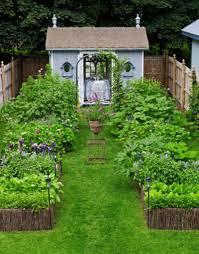 Backyard Vegetable Garden Design California | The Garden Inspirations