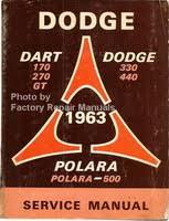 chrysler service manuals original shop books factory repair manuals Chrysler 440 Wiring Diagram Free Download Schematic dodge dart dodge 330 440 polara 1963 service manual Chevy 454 Wiring Diagram
