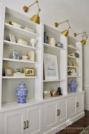 office book shelf. Built Ins And Styling. Sita Montgomery Office Book Shelf V