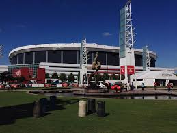 Georgia Dome Atlanta Falcons Football Stadium Stadiums Of