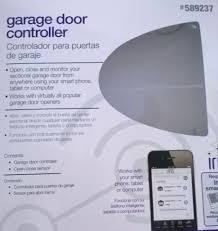 remodel iris garage door controller troubleshooting