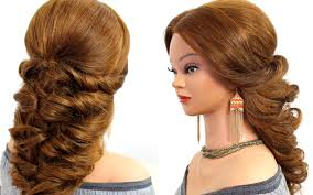 Hair Style Formal easy wedding prom hairstyle for long hair hairstyles 7493 by wearticles.com