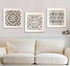 white wood wall art white carved wood wall art whitewashed wooden wall art
