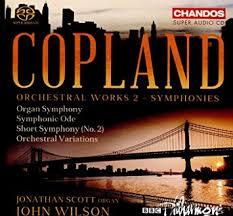 copland orchestral works copland orchestral works 2 jonathan scott bbc philharmonic john