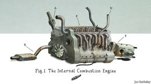 The death of the internal combustion engine - Electric cars