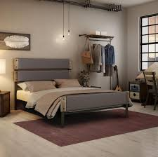 amisco bridge bed 12371 furniture bedroom urban. AMISCO - Dunhill (12407-60) Furniture Bed Industrial Collection Amisco Bridge 12371 Bedroom Urban T