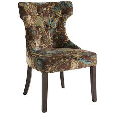 Pier One Bedroom Furniture Hourglass Dining Chair Peacock Floral Pier 1 Imports