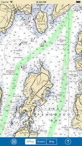 Maine Raster Nautical Charts By Vishwam B