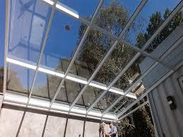 Essa é apenas uma das vantagens desse tipo de cobertura! Coberturas Transparentes Vidro Ou Policarbonato Qual A Ideal