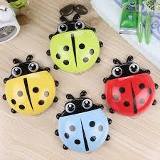 Ladybug Bathroom Accessories Online Buy Wholesale Ladybug Toothbrush Holder From China Ladybug