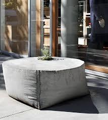 cement furniture. Takeokikuchi-concrete-planter-and-bench-harshforms Cement Furniture E