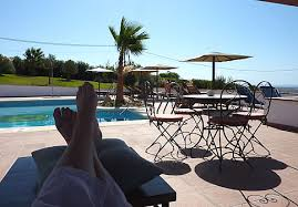 Image result for relaxing by the pool