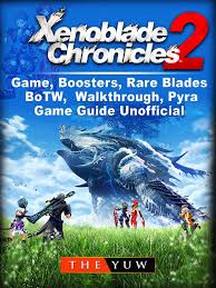 Xenoblade 2 Boosters