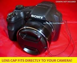 sony dsc h300. image is loading snap-on-front-lens-cap-direct-to-camera- sony dsc h300