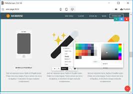 format website builder review responsive mobile website builder
