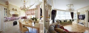 Стилевые решения в интерьере Видимо совсем не случайно классический интерьер данной московской квартиры стал узнаваемым хрестоматийным он неоднократно публиковался ведущими