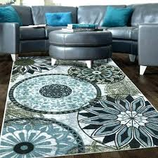aqua and brown rug gray brown rug aqua and brown area rugs brilliant details about new aqua and brown rug