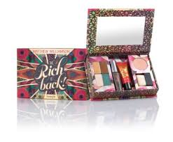 matthew williamson benefit the rich is back makeup kit