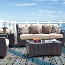 trees and trends patio furniture. View · Erwin Wicker Collections Trees And Trends Patio Furniture