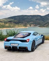 More Than You Can Afford Pal Ferrari Speciale Ferrari 458 Speciale Blue Usa Swiss Watch Rwd Turb Ferrari 458 Ferrari Italia Ferrari