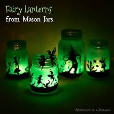 fairy mason jar lanterns diy tutorial on how to make beautiful fairyland luminaries from old