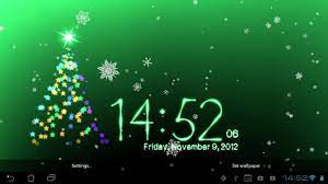 Christmas Countdown With Colorful Stars ...