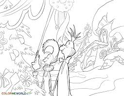 Small Picture Whoville Characters Coloring Pages Coloring Home